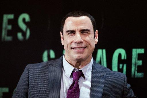John Travolta is sharing the Donastia Award with four other male actors