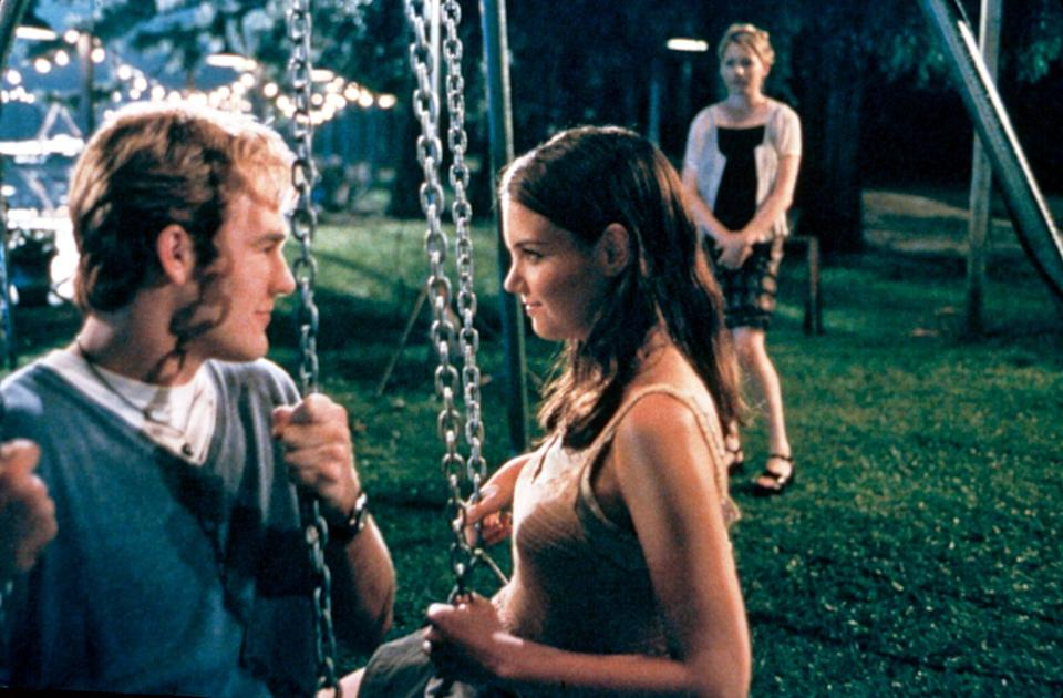 """<p>Take a trip back to the '90s, and bask in the quality teen drama that is <strong>Dawson's Creek</strong>. From the hotly debated Dawson/Joey/Pacey love triangle to Jack's groundbreaking first kiss with another boy, <strong>Dawson's Creek</strong> is nothing short of iconic. It created the mold for so many iconic teen dramas that followed, so it's definitely worth a watch. </p> <p><a href=""""https://www.hulu.com/series/e167b346-77f6-4694-982f-a611e42bef11"""" class=""""link rapid-noclick-resp"""" rel=""""nofollow noopener"""" target=""""_blank"""" data-ylk=""""slk:Watch Dawson's Creek on Hulu."""">Watch <strong>Dawson's Creek</strong> on Hulu.</a></p>"""
