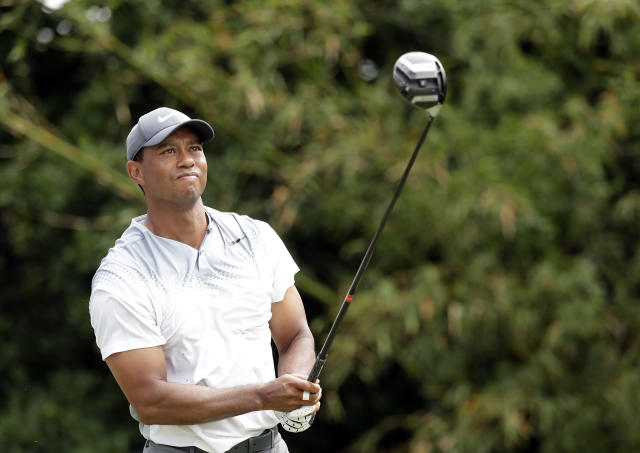 Tom Watson backs Tiger Woods to win The Open