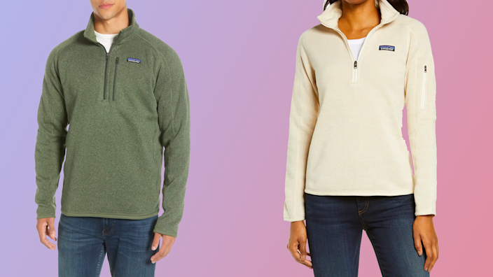 Best gifts for college students: Patagonia sweater