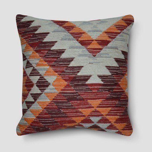 "Get it <a href=""https://www.target.com/p/kilim-wool-throw-pillow-18-red-threshold-153/-/A-52409330#lnk=newtab"" target=""_blank"">here</a>."