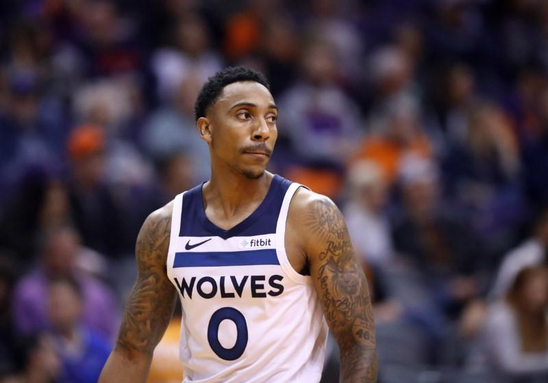 Hawks send Crabbe to Timberwolves in deal for Teague