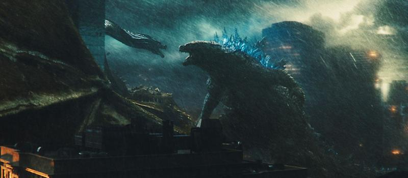 Godzilla disappoints at the US box office (Credit: Warner Bros)