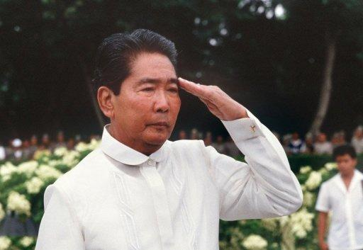 Ferdinand Marcos was accused of stealing billions of dollars during his dictatorship of the Philippines