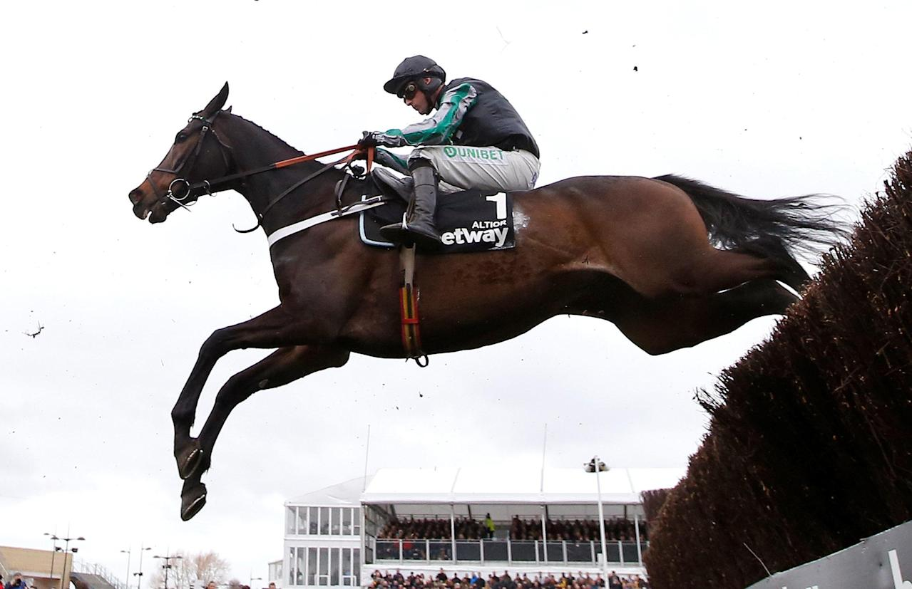 Lift off for Altior but can his unbeaten run continue at Ascot