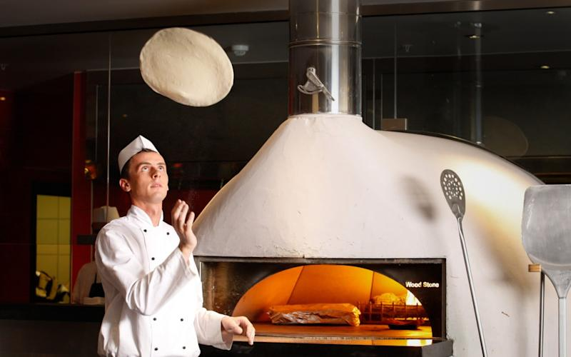 Carlyle has bought more than a third of Prezzo's senior ranking loans - Andrew Crowley