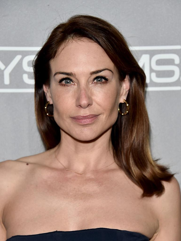 Claire Forlani makes a 2016 appearance. (Photo: Alberto E. Rodriguez/Getty Images)