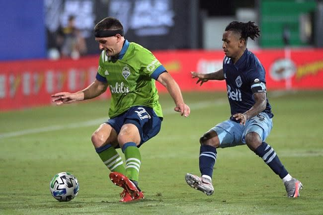 Whitecaps conjure up win over Chicago and move on at MLS is Back Tournament