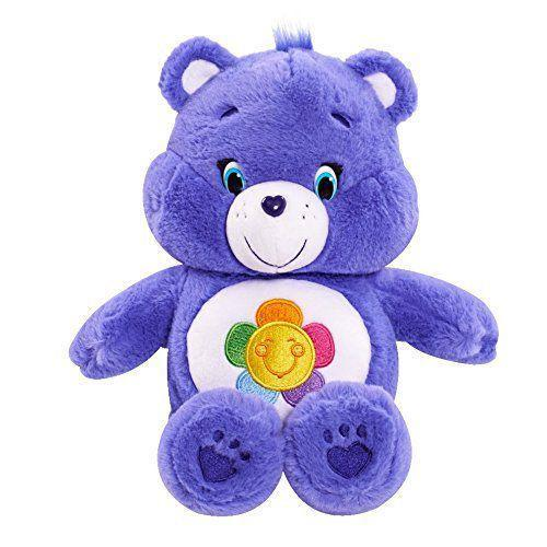 """<p><strong><em>Care Bears Bean Plush</em></strong><strong><em>, $29</em></strong> <a class=""""link rapid-noclick-resp"""" href=""""https://www.amazon.com/dp/B018WL3FUK?psc=1&tag=syn-yahoo-20&ascsubtag=%5Bartid%7C10050.g.35033504%5Bsrc%7Cyahoo-us"""" rel=""""nofollow noopener"""" target=""""_blank"""" data-ylk=""""slk:BUY NOW"""">BUY NOW</a></p><p>Originally used as artwork on greeting cards, Care Bears came to life in 1981 on TV, movies, and in toy form. There are approximately 100 different types of Care Bears, ranging from Bedtime Bear to Laugh-a-Lot Bear.</p>"""
