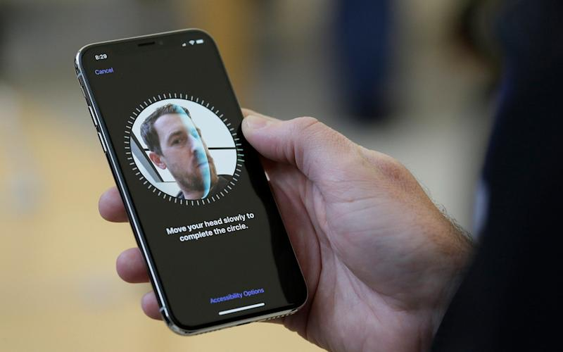 IQE's technology is central to the iPhone X's facial recognition - AP