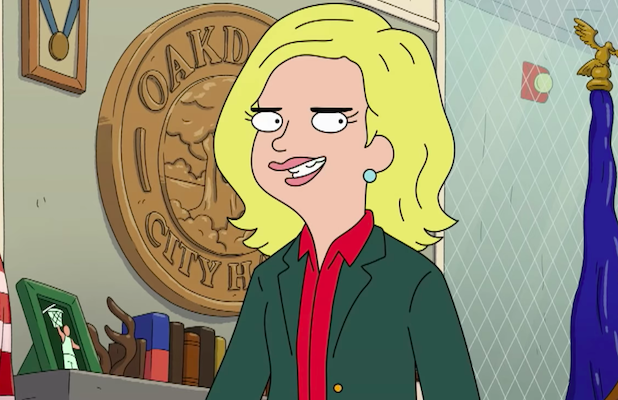 Leslie Knope Comes to 'Duncanville' in First Look at Season 2 (Video)