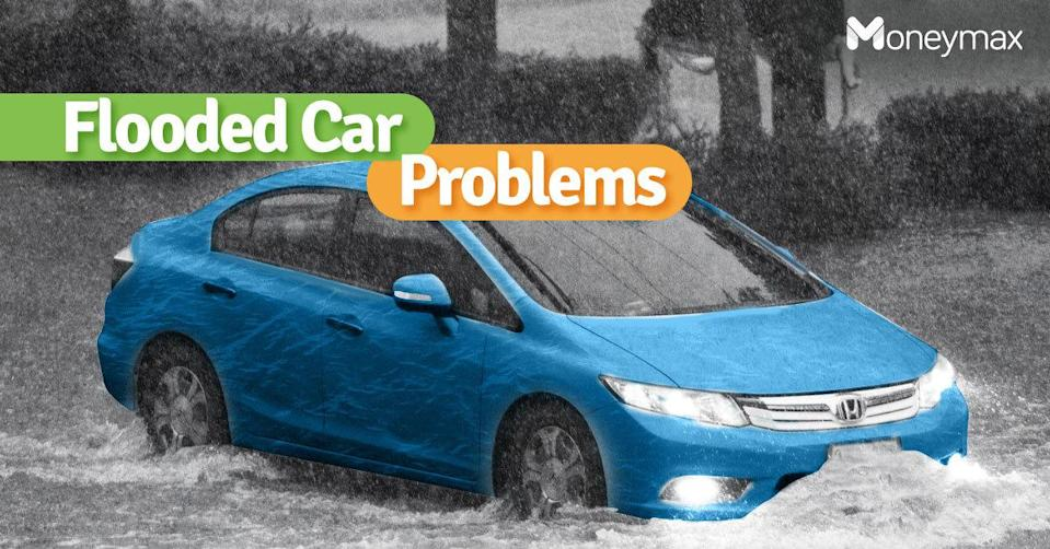 Flooded Car Problems in the Philippines | Moneymax