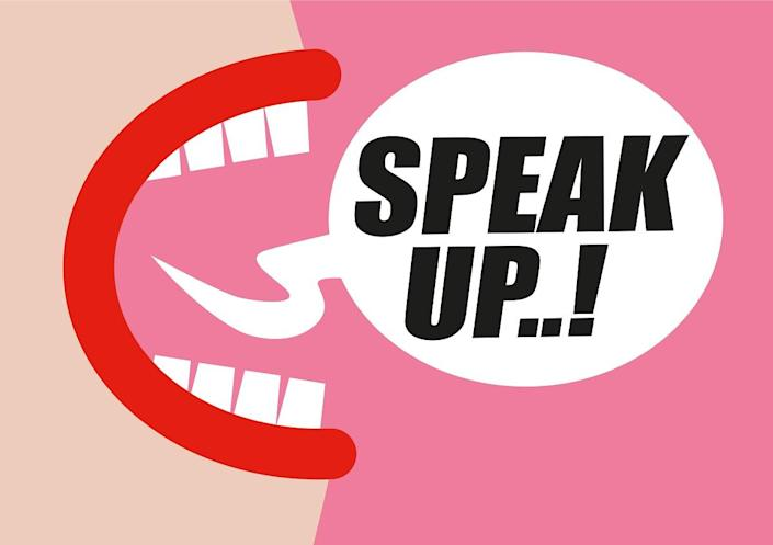 Every time you stand up and speak up, more women gain the courage to follow suit and fight the supremely patriarchal injustice meted out to women all over the world.