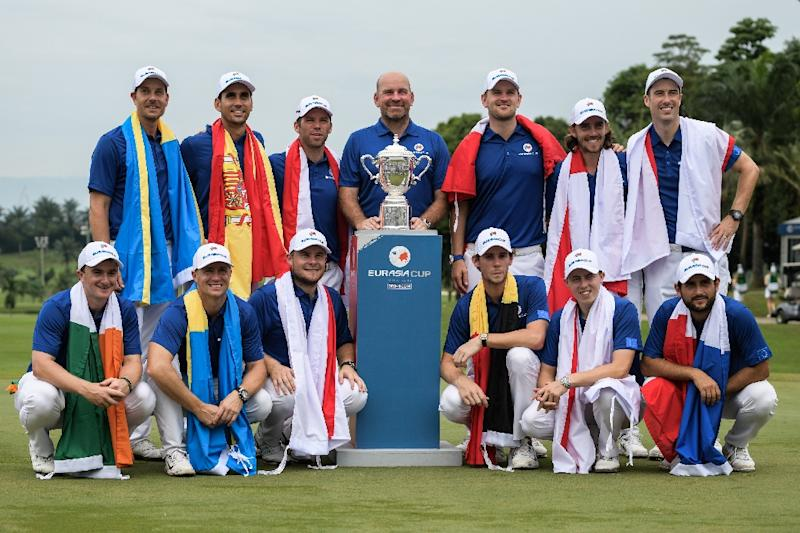 EurAsia Cup: Europe beat Asia 14-10 to retain trophy