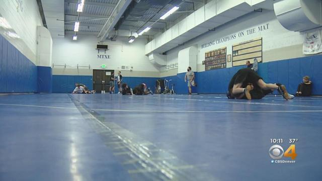Wrestling Team In Longmont Competes To Pin Cancer For Second Year