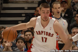 Matt Stroup breaks down a late-season run from Jonas Valanciunas along with some other trends in this week's Roundball Stew