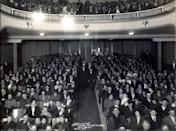 <p>The Minor Theater opened in 1914. It has opened and closed many times, but most recently reopened in 2016 under independent ownership. The theater has hosted the Humboldt International Film Fest since 2017.</p>