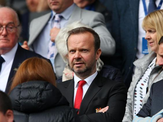 Ed Woodward has a big job on his hands (Getty)