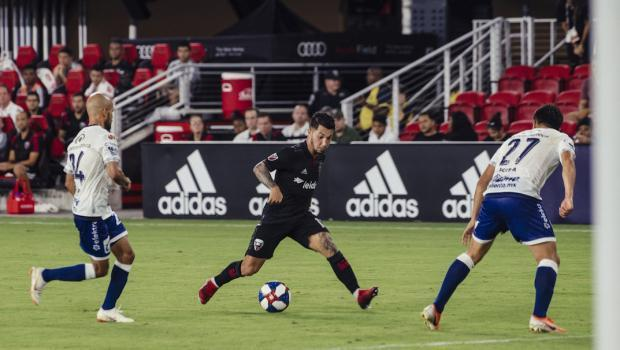 The eyes in the sky for D.C. United