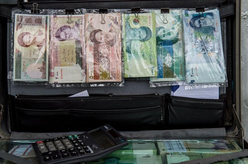 "(Bloomberg) -- Iran's currency is under more duress now than when a European and U.S. oil embargo was in place seven years ago.Oxford Economics' FX Risk Tool, a composite measure of vulnerability to a currency crisis, shows the rial as the most exposed in the Middle East and North Africa.Iran's score is above the level in 2012 and suggests a 23% chance of a currency crisis in the next two years, the consultancy said. Although its value is officially fixed, the rial is estimated to have lost more than 60% on the parallel market in the last year.""Iran now has the region's highest risk of currency distress, signaling further devaluation, amid a deepening sanctions-induced recession and shrinking domestic policy space,"" Maya Senussi, senior economist at Oxford Economics, said in a report Tuesday.The noose of American penalties is tightening as the Trump administration seeks to drive Iranian oil exports to zero to force Tehran to abandon support for militant groups in the Middle East and renegotiate the 2015 nuclear accord the U.S. quit a year ago. On Monday, President Donald Trump further raised the stakes by imposing sanctions against Iran's supreme leader and other top officials.Even before the latest round of tensions, the International Monetary Fund was warning that Iran's inflation could reach an average of 50% this year, the most since 1980, coupled with an economic contraction of 6%. Price growth in Iran is currently estimated at more than 50%, according to Oxford Economics, which expects a recession to be as severe as in 2012.Iran's gross domestic product shrank almost 4% last year, the most since a decline of over 7% in 2012, according to the IMF.""Collapsing oil exports, the main source of hard currency, coupled with sanctions on the metal industry -- the main source of non-oil export revenues -- is pushing the economy into deep recession this year,"" Senussi said.To contact the reporter on this story: Paul Abelsky in Dubai at pabelsky@bloomberg.netTo contact the editors responsible for this story: Lin Noueihed at lnoueihed@bloomberg.net, Paul Abelsky, Michael GunnFor more articles like this, please visit us at bloomberg.com©2019 Bloomberg L.P."