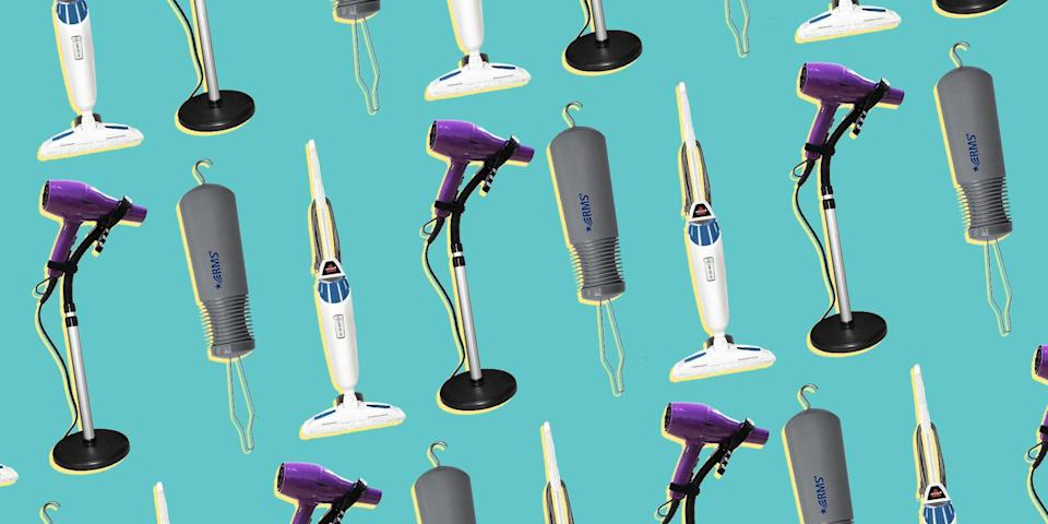 """<p>There's nothing quite like physical pain to make you dread doing even the simplest tasks—whether it's twisting a door handle open or blow-drying your hair. For the <a href=""""https://psoriatic-arthritis.com/psa-basics/how-common-statistics"""" rel=""""nofollow noopener"""" target=""""_blank"""" data-ylk=""""slk:1 million adults in the U.S."""" class=""""link rapid-noclick-resp"""">1 million adults in the U.S.</a> who have psoriatic arthritis (PsA), a form of arthritis that affects some people who have psoriasis, these types of everyday activities can feel downright impossible due to the stiffness, swelling, and reduced range of motion in their joints. </p><p>""""Because PsA is a chronic inflammatory disease that can affect multiple areas of the body, daily activities can present big challenges,"""" says<a href=""""https://www.sacredheart.edu/news-room/news-listing/sacred-heart-selects-new-dean-for-college-of-health-professions/"""" rel=""""nofollow noopener"""" target=""""_blank"""" data-ylk=""""slk:Maura Daly Iversen, P.T., D.P.T."""" class=""""link rapid-noclick-resp""""> Maura Daly Iversen, P.T., D.P.T.</a>, a spokesperson for the American Physical Therapy Association and a professor of public health and physical therapy at Sacred Heart University. """"The irony is that when you're in a lot of pain, it can be tempting to reduce your level of activity—but with an inflammatory disease like PsA, moving can actually help relieve some inflammation in your joints."""" </p><p>Thankfully, there are a number of assistive devices that can help you move throughout your day with less strain on inflamed joints, says<a href=""""https://ptcentral.org/location/st-anthony-north/"""" rel=""""nofollow noopener"""" target=""""_blank"""" data-ylk=""""slk:Jennifer Ruse, O.T., C.L.T."""" class=""""link rapid-noclick-resp""""> Jennifer Ruse, O.T., C.L.T.</a>, an occupational therapist in Oklahoma City who is a PsA patient herself. Here, Ruse and Karena Wu, D.P.T., a physical therapist in New York City and owner of<a href=""""https://activecarephysicaltherapy.com/"""" rel=""""nofollow noopene"""