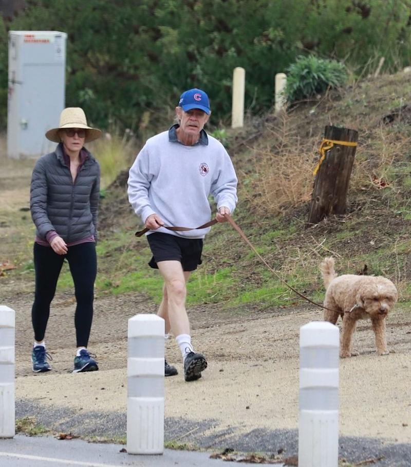 Felicity Huffman and William H. Macy | BACKGRID
