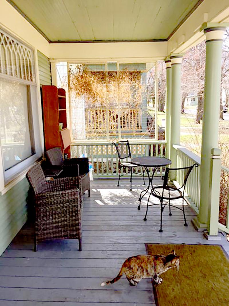 Amazing Before-and-After Porch Makeovers