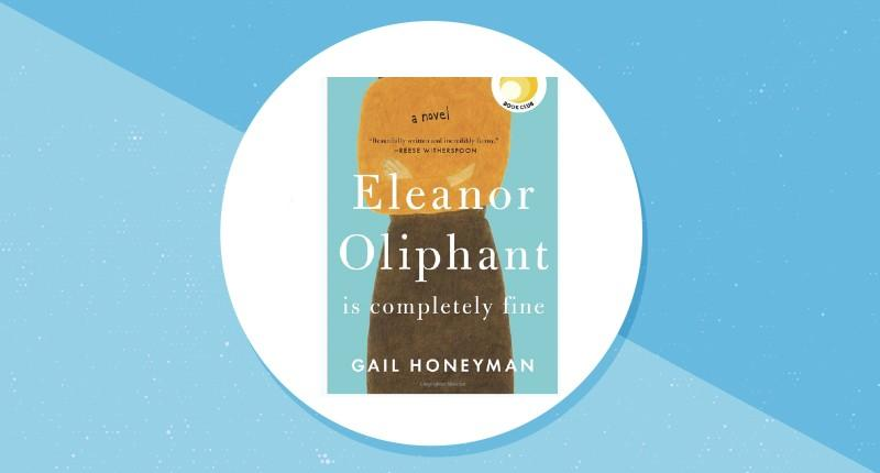 Eleanor Oliphant Is Completely Fine. (Photo: Amazon)