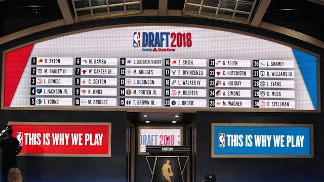 Which teams got better after the 2018 NBA Draft, and which teams failed to improve their rosters?