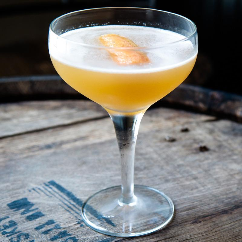 """<p>Let's start off with a classic. With just three ingredients, the Brown Derby can easily be the drink to set you off right for the rest of the month. Seasonal grapefruit, honey and whiskey are all that are needed for a cocktail that's sweet, bitter and strong.</p><p><a href=""""http://liquor.com/recipes/brown-derby/?utm_source=yahoo&utm_medium=shine&utm_campaign=dstr"""">Get the recipe for the Brown Derby.</a></p>"""