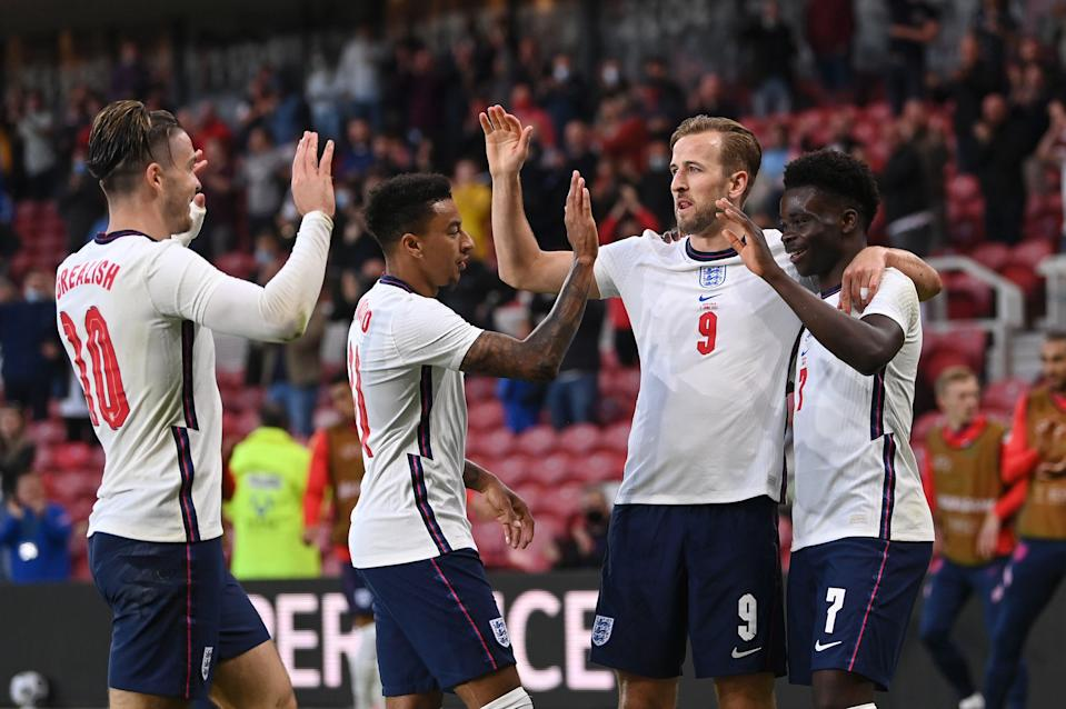 Do you have an irrational belief associated with an England team victory? (The FA via Getty Images)