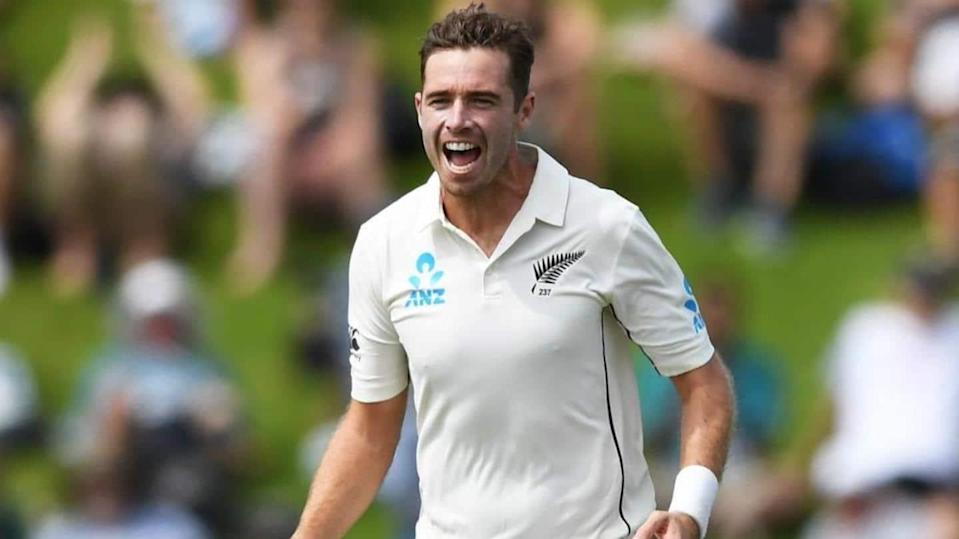 England vs New Zealand, Tests: Records Tim Southee can script