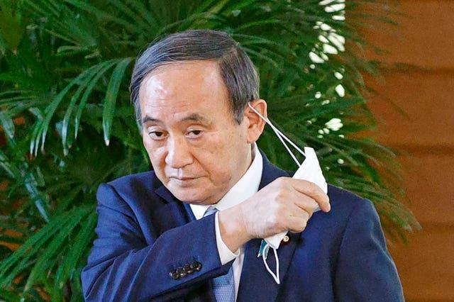 Japanese Prime Minister Yoshihide Suga is due to hold a press conference on Friday amid reports the state of emergency in Tokyo has been extended
