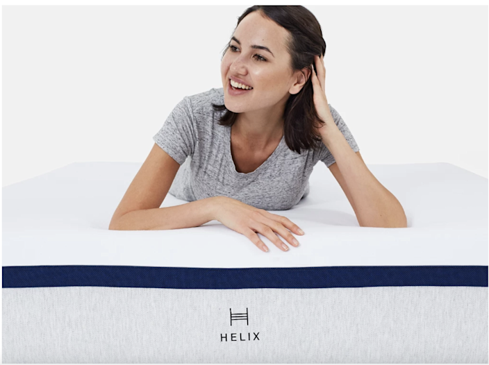 Despite difficulty with delivery, the Helix Midnight proved comfortable.