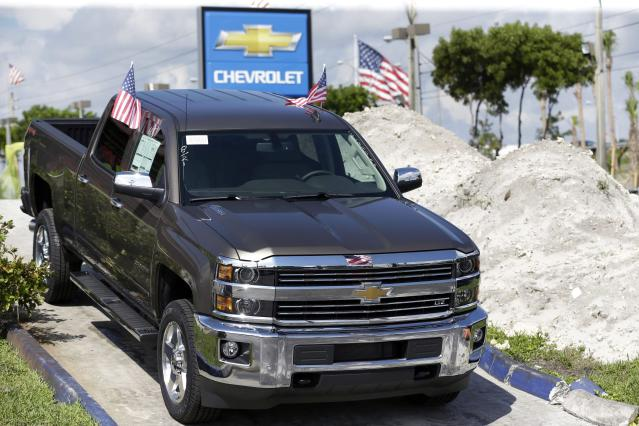 <p>No. 3: Chevrolet Silverado<br>Value retained:<br>61.8 per cent after three years<br>52.2 per cent after five years<br>(Canadian Press) </p>
