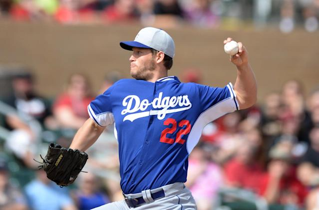 Will Dodgers take Clayton Kershaw and Zack Greinke to Australia?