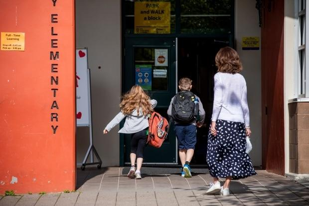 School outbreaks of COVID-19 will happen. Here's what teachers and parents can do to keep them in check