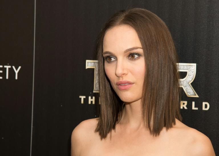 """Natalie Portman, pictured at a 2013 screening of """"Thor: The Dark World,"""" said there was """"not one way to make art"""""""