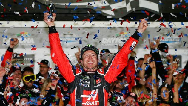 Kurt Busch's 2018 contract not renewed by Stewart-Haas Racing