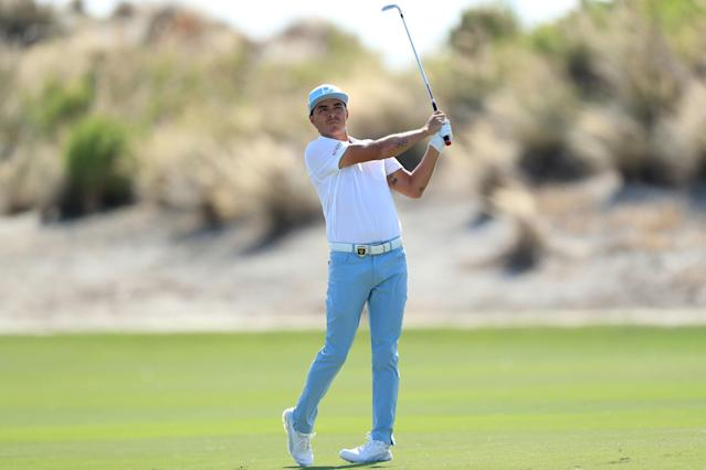 """<h1 class=""""title"""">rickie-fowler-hero-world-challenge-round-one-wednesday-2019.jpg</h1> <div class=""""caption""""> Fowler says that several factors weigh into a decision to play overseas. </div> <cite class=""""credit"""">David Cannon/Getty Images</cite>"""