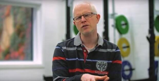 Dan Gordon is leading the research and is an associate professor in cardiorespiratory exercise physiology at Anglia Ruskin University in Cambridge, England.