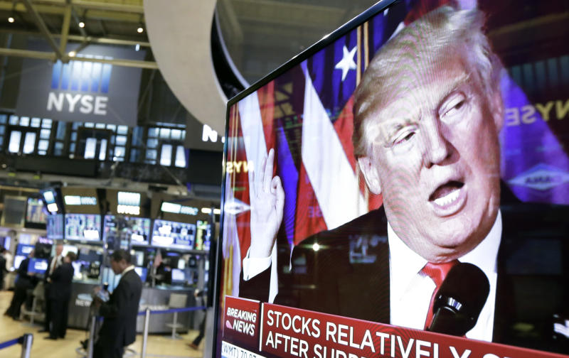 After A Day of Wild Market Swings, Dow Closes 567 Factors Greater