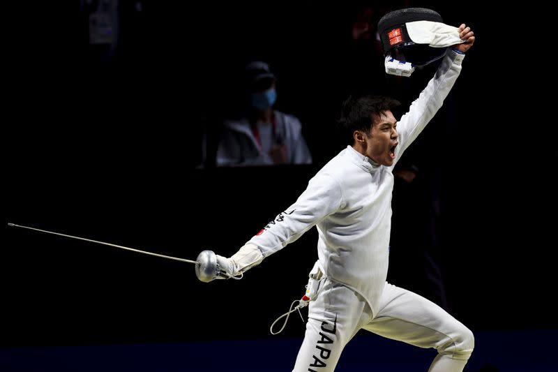 Fencing - Men's Individual Epee - Last 32
