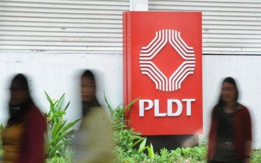 Philippine Long Distance Telephone posted an 11 percent drop in second-quarter profit from a year earlier