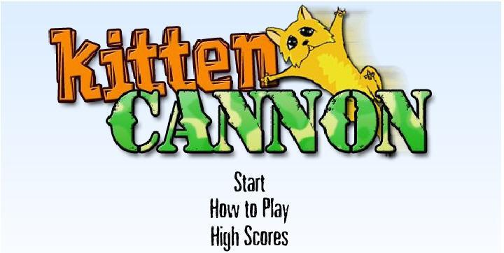 Game of the day - Kitten Cannon