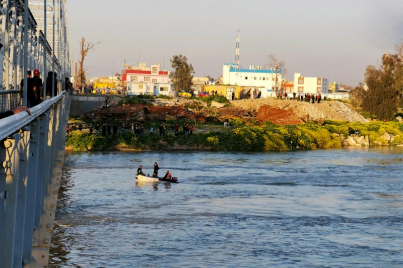 Almost 100 Dead as Ferry Carrying Families Sinks on Tigris in Iraq's Mosul