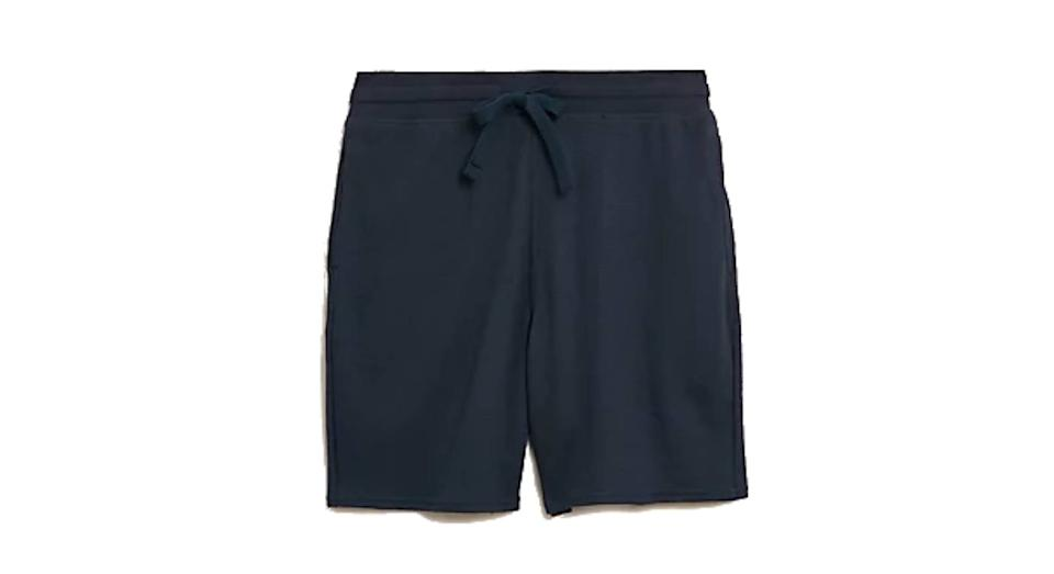 Cotton Supersoft Waffle Loungewear Shorts