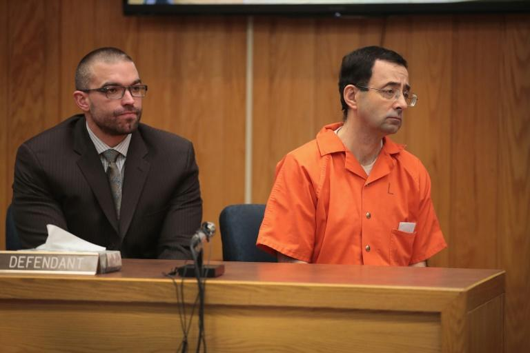Former USA team doctor Larry Nassar was jailed for life for abusing more than 250 athletes