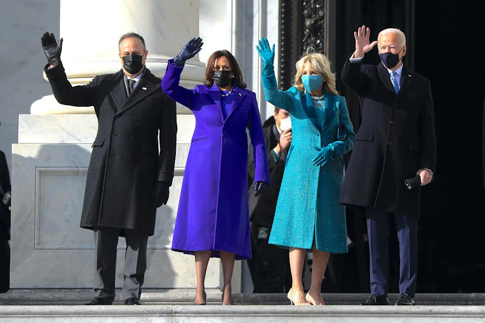 During the 2021 inauguration, fashion was at the forefront for all the right reasons.