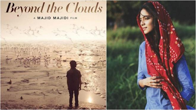 Beyond the clouds, malavika mohanan, Ishan Khattar